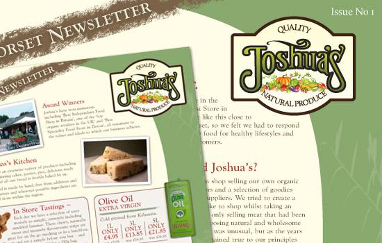 Joshua's Harvest Store