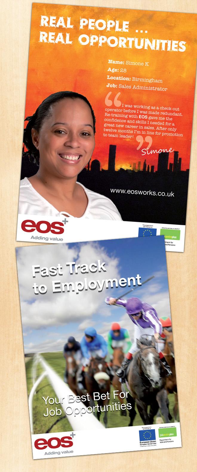 EOS Poster Designs