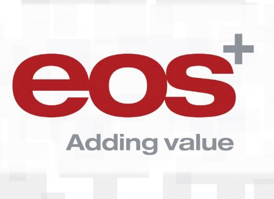 EOS Website Design