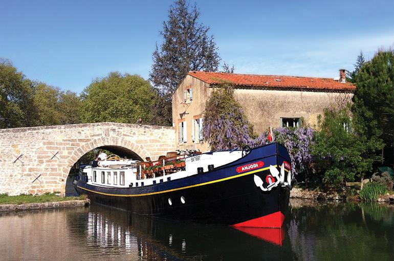 European Waterways Brochure Design
