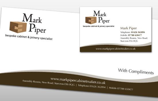 Corporate Identify Design for Mark Piper